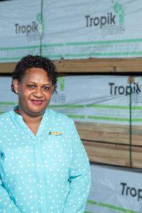 Akosita Tuivotua -Manager GIS & Technical