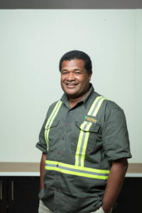 Akuila Driso - Manager Estate & Resource