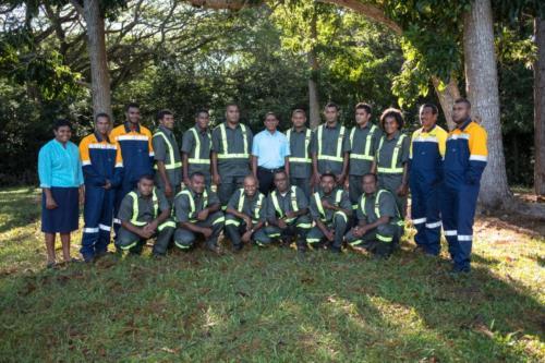 Vanualevu Operations Team