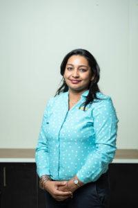 Ashiana Hassan - Manager Environment, Enforcement & Research