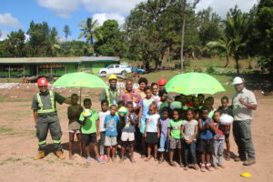 Fiji Pine helping the community